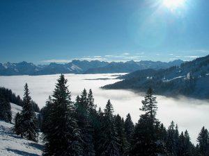 Bolsterlanger Horn im Oberallgäu