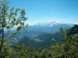 Untersberg im Berchtesgadener Land