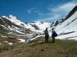 Silvretta – Bielerhöhe im Montafon