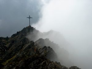 Kreuzjoch in der Montafoner Hochjoch Region