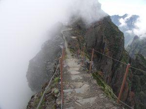 Vom Pico do Arieiro zum Pico Ruivo auf Madeira