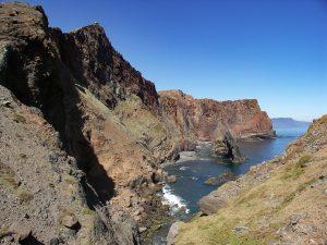 Ponta de São Laurenço auf Madeira