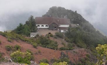 Refugio am Pico Ruivo