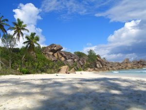 Strandhopping auf La Digue – Grand' Anse, Petite Anse und Anse Cocos