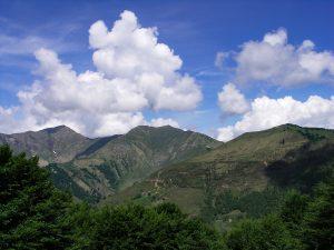 Der Monte Zeda im italienischen Piemonte