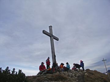 Gipfel des Spiesers