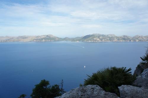 Aussicht auf das Kap Formentor
