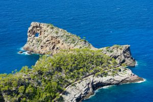 Küstenwanderung zum Kap Foradada auf Mallorca