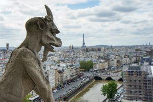 Stadtfotografie in Paris