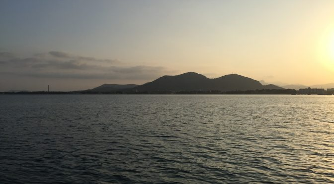 Sunset Bootstour auf Mallorca
