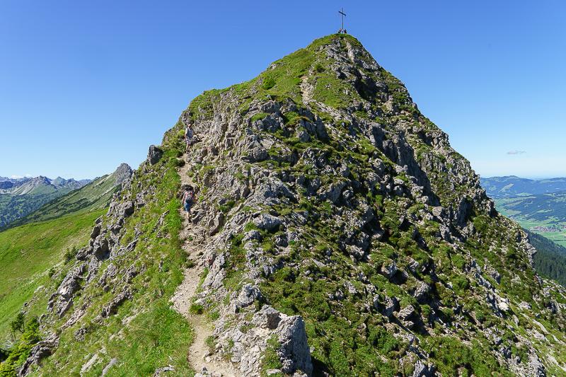 Die Krinnenspitze