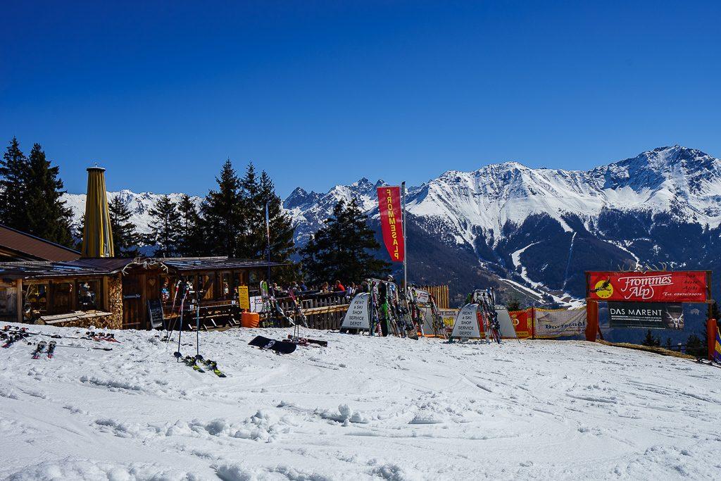 Frommes Alp Hütte