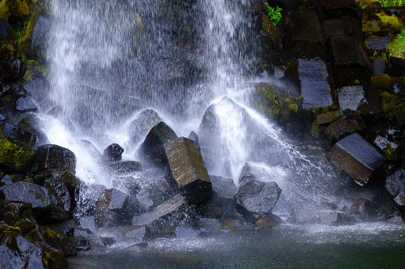 Basaltgestein am Svartifoss