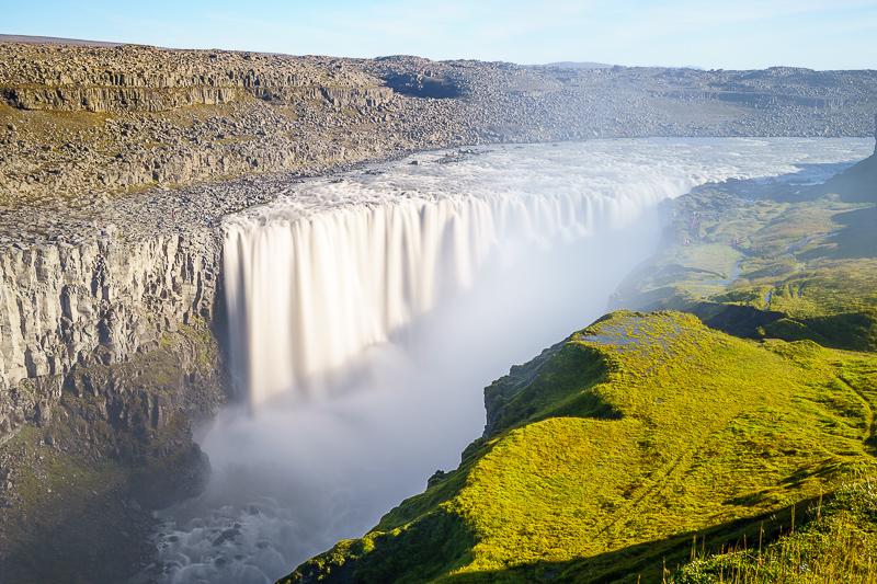 Dettifoss Wasserfall