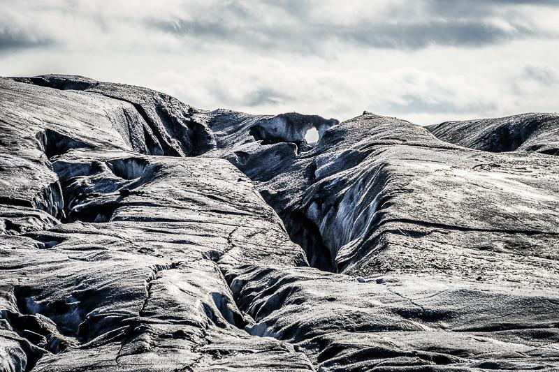 Svínafellsjökull Gletscherzunge