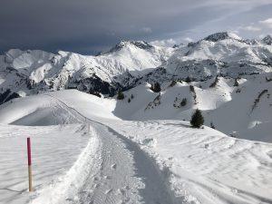 Winterwanderung in den Lechtaler Alpen