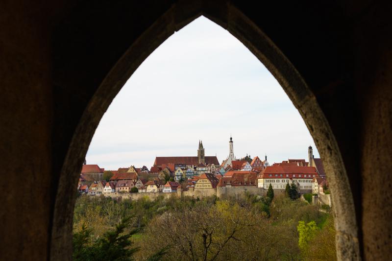 Stadtpanorama vom Kalkturm