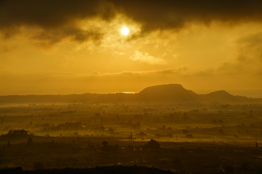 Sonnenaufgang Zakynthos