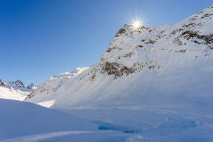 Ötztal – Winterwanderung von Obergurgl zur Schönwieshütte