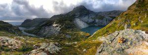 Tour zur Munkebu Hütte auf den Lofoten