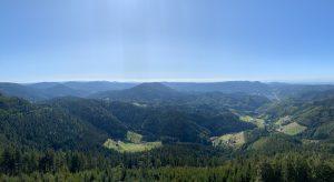 Der Maisacher Turmsteig im Schwarzwald