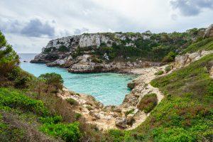 Küstenwanderung zur Cala Màrmols auf Mallorca