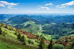 Runde um den Belchen im Schwarzwald